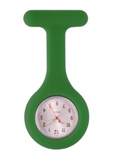 Standard Silikone Sygeplejerskeur I Mørkegrøn