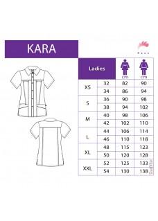 Haen sygeplejerske jakke  Kara
