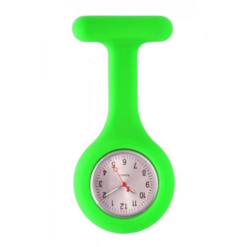 Standard Silikone Sygeplejerskeur I Lime Grøn