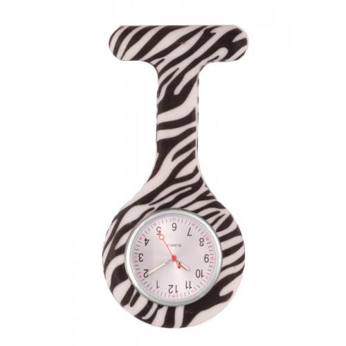 Silikone Sygeplejerskeur Zebra