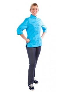 Haen sygeplejerske jakke Fadma Blå