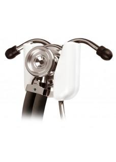 Hip Clip Stetoskop Holder Hvid