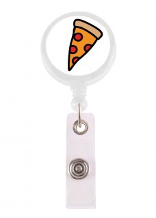 Retracteze ID-Holder Pizza