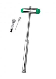 Refleks Hammer Buck Neurological Grøn