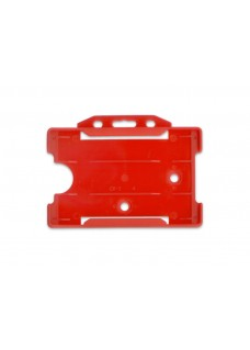 Badgeholder Rød