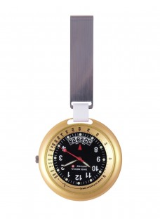 Swiss Medical Ure Professional Line Clear View Guld - Limited Edition