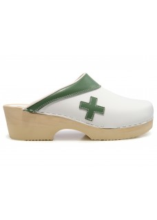 Tjoelup First Aid Hvid Med Grøn