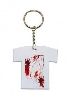 Nøglesnor T-Shirt Blodpletter
