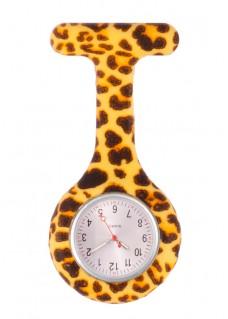 Silikone Sygeplejerskeur Leopard