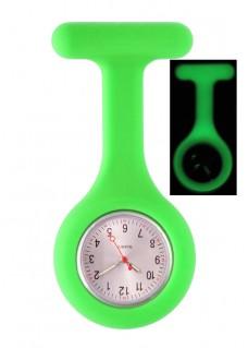 Silikone Sygeplejerskeur I selvlysende Grøn