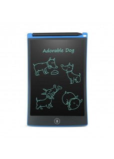 LCD Writing Pad 8.5inch Blue