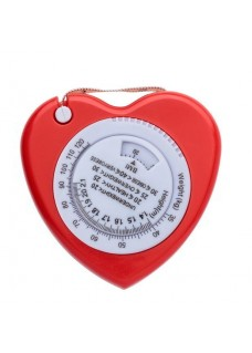 BMI Målebånd Hjerte