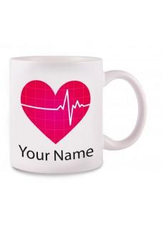 Krus EKG med navm