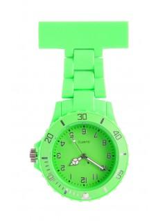 Neon Sygeplejerskeur Lime Grøn