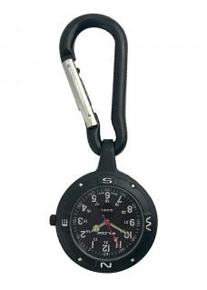 Sygeplejerskeur med Karabinhage NOC451 Stealth Black