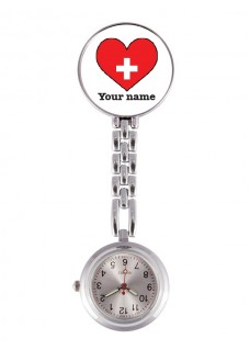 Sygeplejerskeur Rodt Hjerte