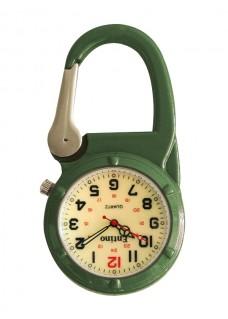 Sygeplejerskeur Med Karabinhage NOC470 Grøn