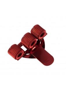 Penholder 3 (triple) Rød