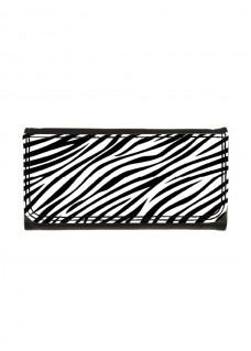 Dame Skindpung Zebra