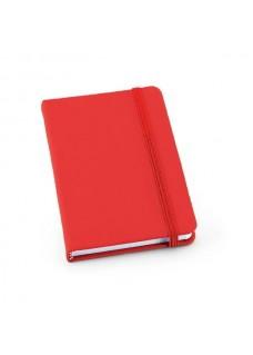 Notesbog A6 Rød