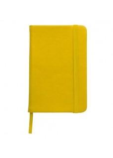 Notesbog A6 Gul