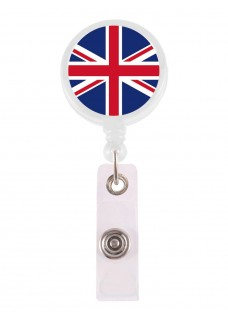 Retracteze ID-Holder Union Jack
