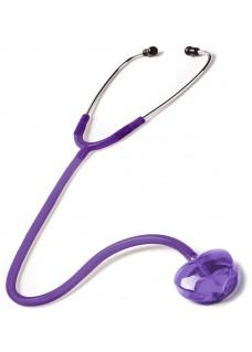 Stetoskop Clear Sound - Heart Edition Lilla