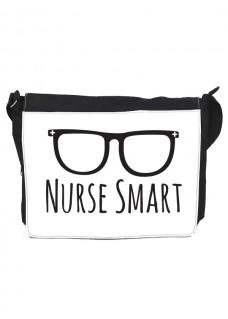 Skuldertaske Stor Nurse Smart