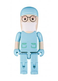 USB Stick Kirurg Turquoise