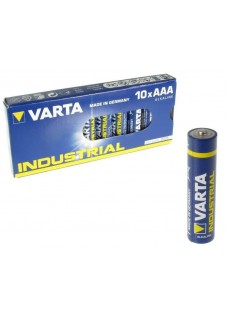 Varta Professionelle AAA batteri (10x)
