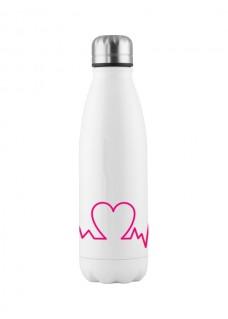 Drikke Flaske Hjerteslag