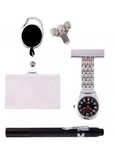 Personlige udstyr Sølv Sort