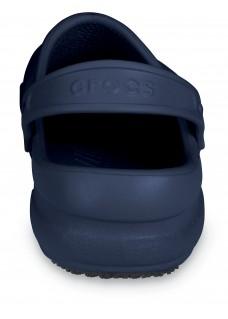 Ud sortiment: størrelse 36/37 Crocs Bistro Navy