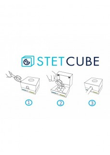 STETCUBE – Stethoscope Head Sanitization