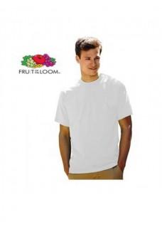 T-Shirt Mand Hvid