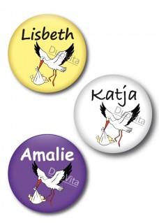 Button Stork