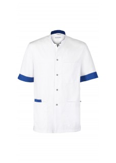 Haen Kittel Floris White/Royal Bleu