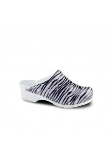 Sanita Model 314 Zebra Pink/Black White