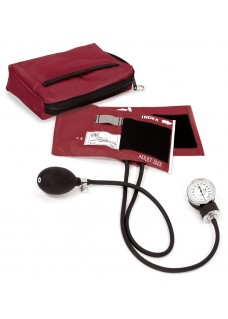 Blodtryksmåler med Etui Burgundy