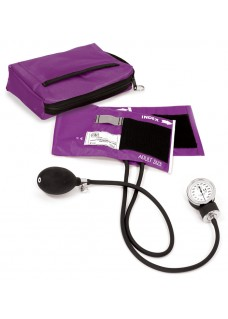 Blodtryksmåler med Taske Lilla