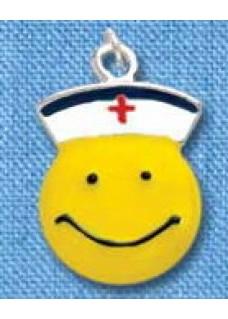 Vedhæng Happy Nurse
