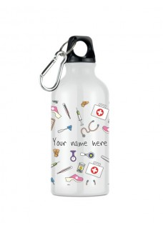 Drikke Flaske Medicinske Symboler