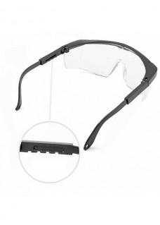 Hospitrix Beskyttelsesbriller Sort 12 Stk