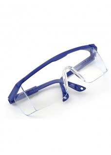Hospitrix Beskyttelsesbriller Blå 12 Stk