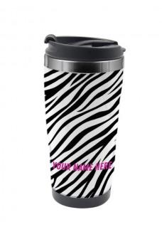 Termoflaske Zebra