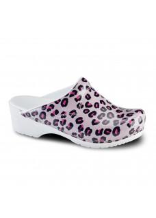 Sanita Model 314 Leopard Pink