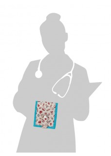 Elite Bags KEEN'S Sygepleje Organiser Symboler Pastel + GRATIS tilbehør
