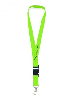 Keycord Lime Grøn