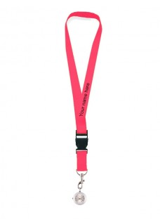 Keycord Lime Pink