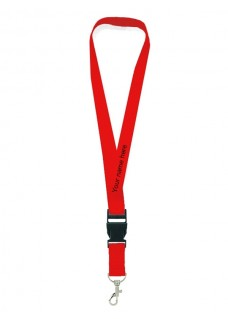 Keycord Rød
